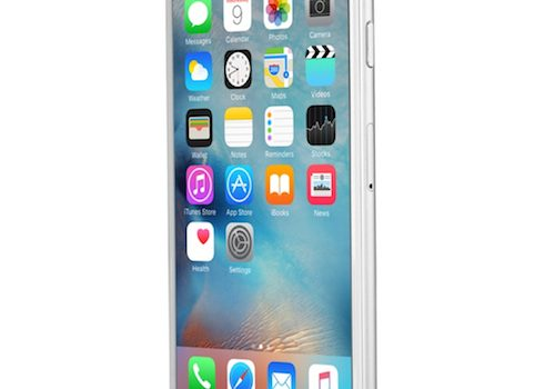 Belkin TrueClear InvisiGlass Screen Protector iPhone 6 and iPhone 6s
