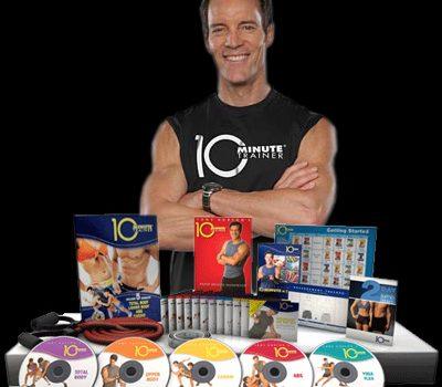 Tony Horton's 10 Minute Trainer Infomercial