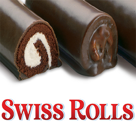 Little Debbie Swiss Roll