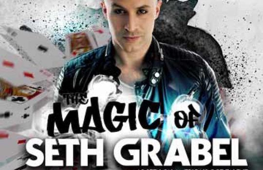 Zoom Video Conference with Magician Seth Grabel