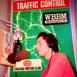 National Radio Day – On the Air at WBBM-AM