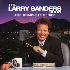Binge Alert: The Larry Sanders Show on DVD