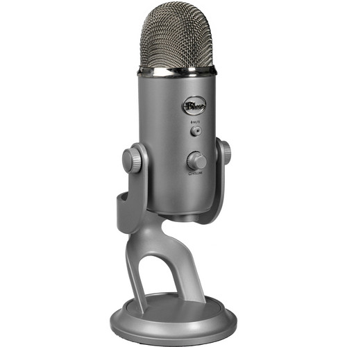 Yeti USB Microphone by Blue Microphones