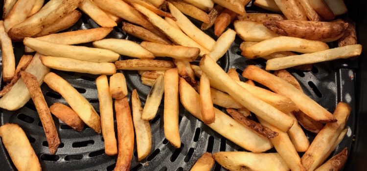 Air Fryer French Fries Dave Linden