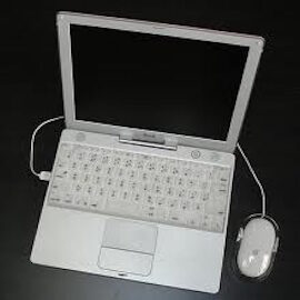 Hail to My Apple iBook G3 Snow