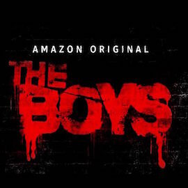 The Boys on Amazon Prime Video