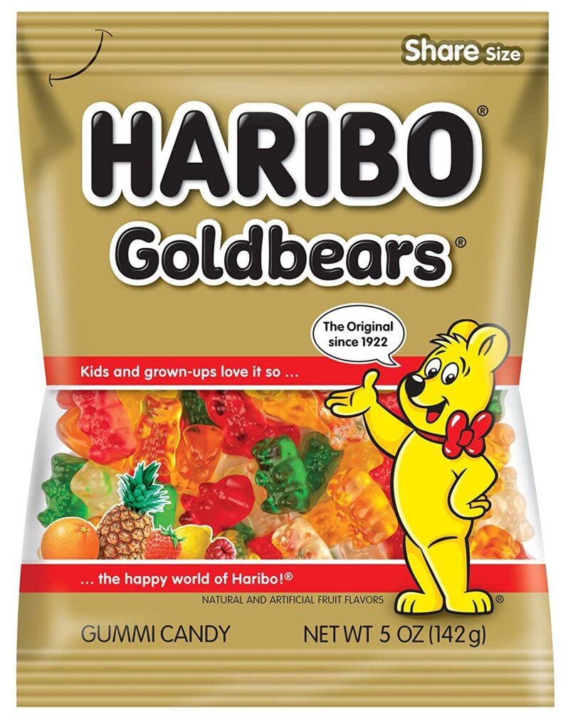 Haribo Goldbears Gummi Candy