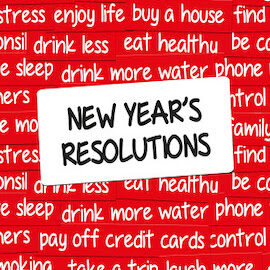 Top 5 Best New Year's Resolutions
