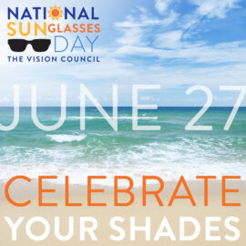 Get Ready for National Sunglasses Day